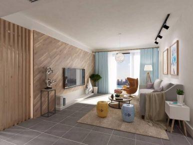 泉州北欧风格四室装修效果图,温馨又有格调的理想家!