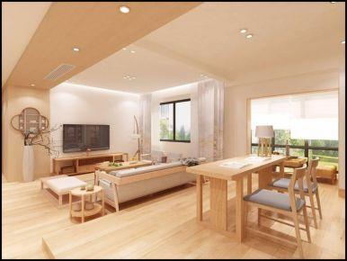 泉州极简原木风格室内装修,亲和力满满!