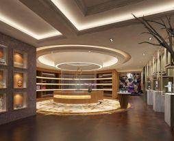 宁波盛威保险箱集团公司现代复古风装修案例
