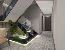 太原保利壹号公馆现代风格复式装修,精致优雅小资格调满满