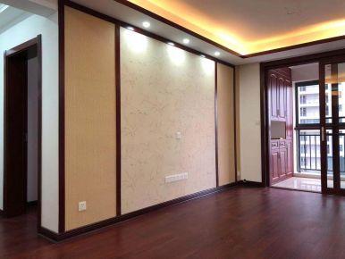 淮安茂华国际中式风格两室装修实景案例
