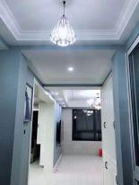 淮安亿力未来城现代简约风温馨二居室装修案例