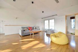 福州230㎡日式风格复式装修,原木与白打造舒适之家