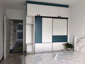廊坊小清新地中海风格两室装修案例效果图
