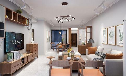 南寧教育路3號小區140平米四室現代簡約風格裝修案例