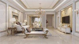 漳州歐式風格四居室裝修,用心提高生活品質