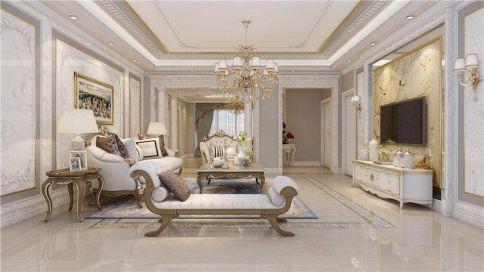 漳州欧式风格四居室装修,用心提高生活品质