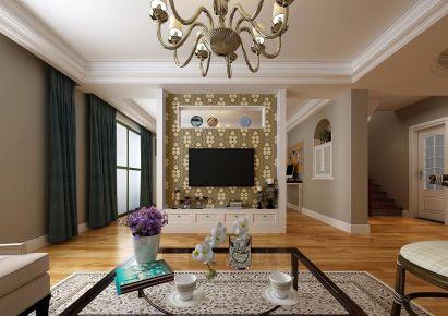 福州140平美式三居裝修,優雅精致超有質感