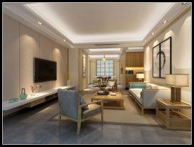 贛州現代風格三居室裝修,打造寧靜舒適的生活