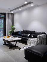 福州現代風格復式裝修,簡約時尚演繹質感生活!