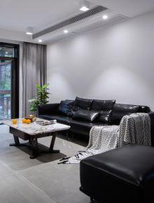 福州现代风格复式装修,简约时尚演绎质感生活!