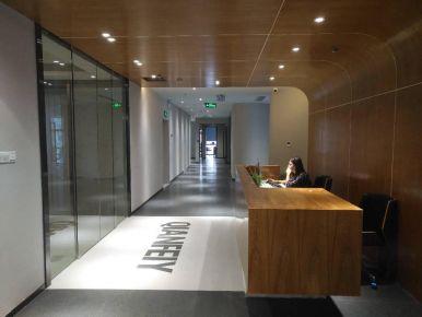 杭州现代与中式结合装修,打造独特的办公空间