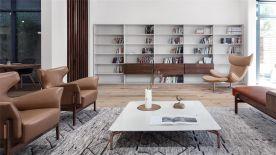 福州现代混搭别墅装修,给你不一样的创意美家