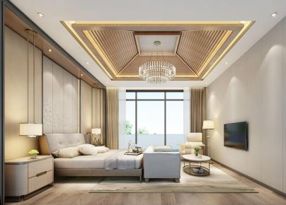 福州新中式風格別墅裝修,完美演繹東方美學!