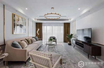 徐州美式風格三室裝修,時尚精致,小資格調滿滿!