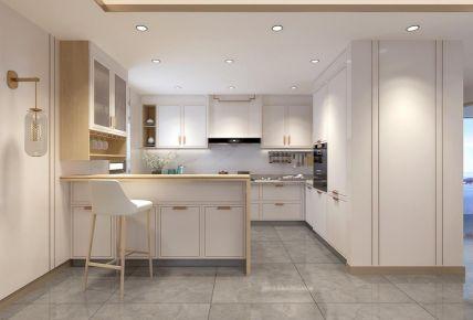 信陽雅致新中式風格三居裝修效果圖案例展示