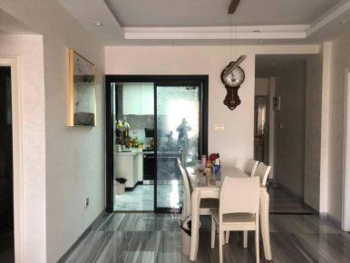 東莞現代簡約時尚三居室裝修效果圖案例展示