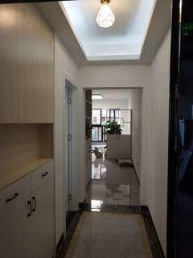 中山现代简约三房装修效果图案例展示