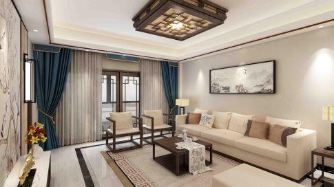 【深度空间】惠州第三人民医院宿舍楼 90.6㎡现代风格三室装修案例