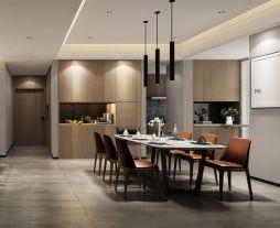 黔南新中式风格四居室装修,简洁大气而又不失高雅精致