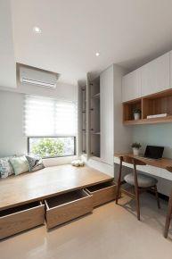 东莞现代风格三居装修案例,优雅又有质感!