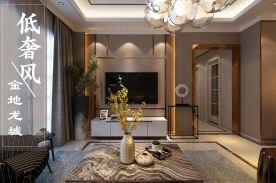 深圳现代轻奢风格装修,轻奢生活一种简单的生活艺术!