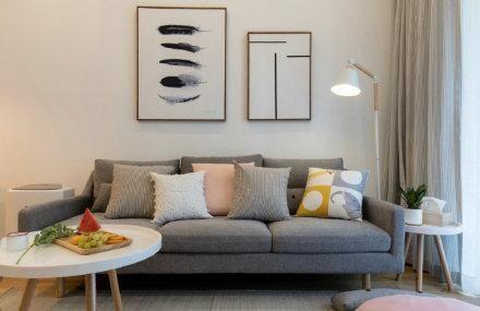 深圳日式風二居裝修,舒適禪意讓你生活更自在