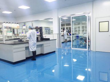 苏州现代风格实验室装修
