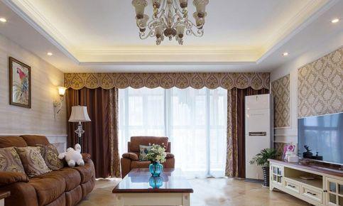 太原市千渡东山晴现代简约风格三室装修案例