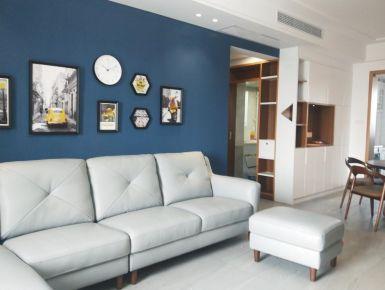湘潭碧桂園整裝 三室兩廳一廚兩衛 現代北歐風格裝修