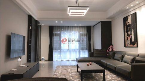 湘潭東方名苑 四室兩廳兩衛 現代極簡風裝修