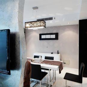 福州復式現代簡約風格裝修,演繹永恒的品質生活!
