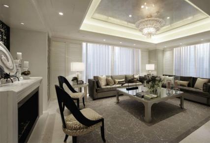 成都銀泰中心現代美式風格裝修,充滿驚艷與儀式感的精英生活方式