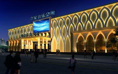 肇庆皇家音乐会所,奢华大气欧式风格装修