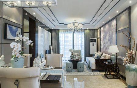 南昌有格調的輕奢新中式風格裝修,傳統韻味與現代奢華的碰撞!