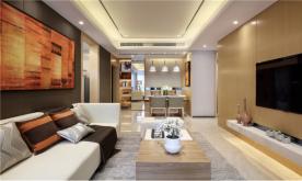 太原现代轻奢风格装修,淡雅闲适的家居空间