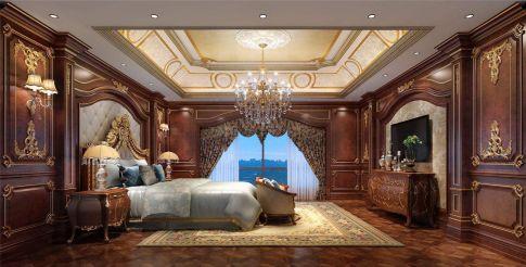 大連古典歐式風格裝修,給你中世紀貴族的體驗感!