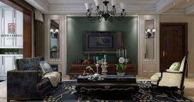 大连简美风格三居装修,优雅有情调的空间