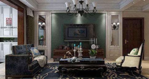 大連簡美風格三居裝修,優雅有情調的空間