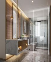 现代风格 平层私宅