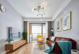西安北欧风格三室一厅装修,打造简约有温度的生活