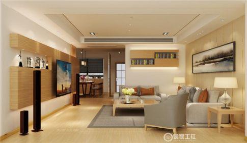 泉州舊房改造,三室溫馨現代風格裝修