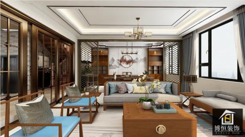 昆明古典中式風格裝修,打造雅致韻味的家居生活