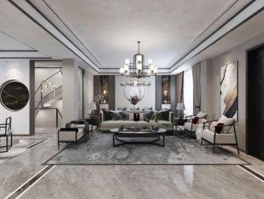 开源珑城丨新中式别墅