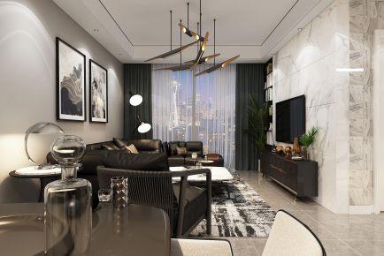 【观致国际设计】文华名邸-现代风格丨品味精致优雅的浪漫时光!