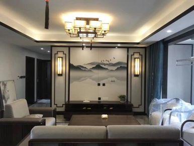 中式风格装修实拍