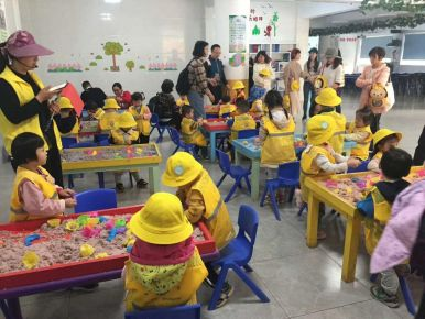 蒙特梭利幼兒園設計