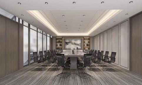 办公空间律师事务所设计施工