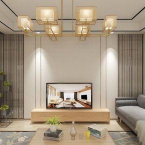 日式小清新四居裝修,一房兩人,三餐四季