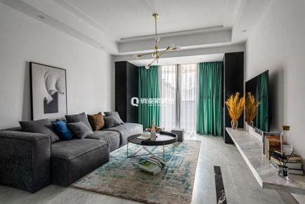 重慶北大資源博雅3房現代風格